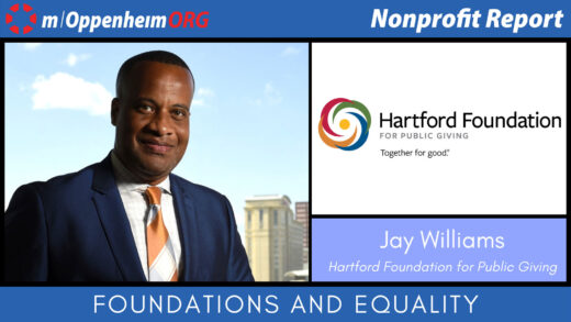 Nonprofit Report with Jay Williams