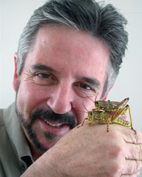 """Norman Gershenz Director, CEO, and, Co-Founder of SaveNature.Org"" Photo courtesy of SaveNature.Org"