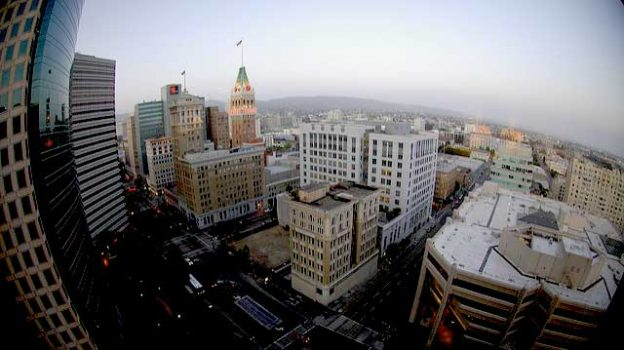 """Downtown oakland - 2"" by ChrisDag licensed under CC BY 2.0"