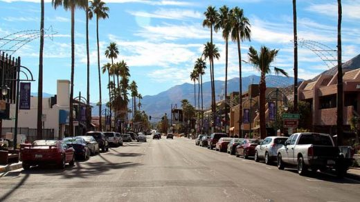 """""""Down town Palm Springs"""" by Prayitno licensed under CC BY 2.0"""