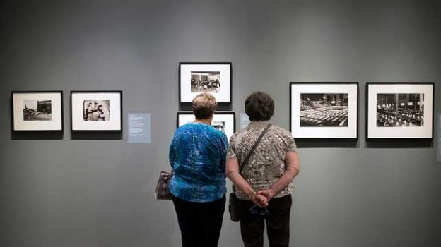 """""""pictures at an exhibition"""" by Robert Couse-Baker licensed under CC BY 2.0"""