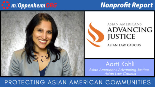 Aarti Kohli, Executive Director of Asian Americans Advancing Justice - Asian Law Caucus.