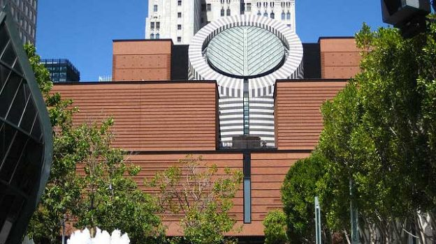 """""""sfmoma"""" by Timothy Vollmer licensed under CC BY 2.0"""