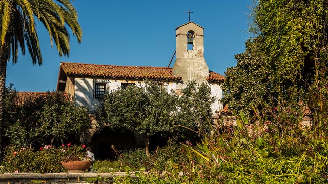 """""""Mission San Juan Capistrano"""" by Tim Buss licensed under CC BY 2.0"""