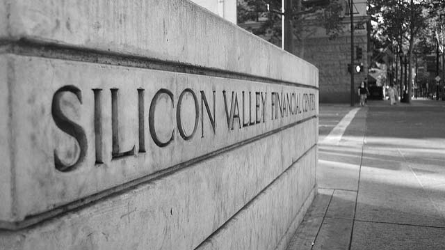 """""""Silicon Valley Financial Center"""" by Christian Rondeau licensed under CC BY 2.0"""