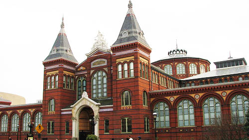 """Arts and Industries Building"" by terren in Virginia Follow licensed under CC BY 2.0"