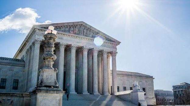 """""""Supreme Court of the United State"""" by Phil Roeder licensed under CC BY 2.0"""