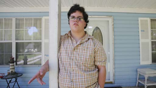 FILE - In this Aug. 22, 2016 file photo, transgender high school student Gavin Grimm poses in Gloucester, Va. The Supreme Court is returning a transgender teen's case to a lower court without reaching a decision. The justices said Monday, March 6, 2017, they have opted not to decide whether federal anti-discrimination law gives high school senior Gavin Grimm the right to use the boys' bathroom in his Virginia school. (AP Photo/Steve Helber, File)
