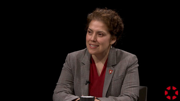 Dr. Susana Rivera-Mills, Provost and Executive Vice President for Academic Affairs at Ball State University