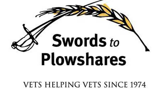 """Swords to Plowshares"" Photo courtesy of  Swords to Plowshares"
