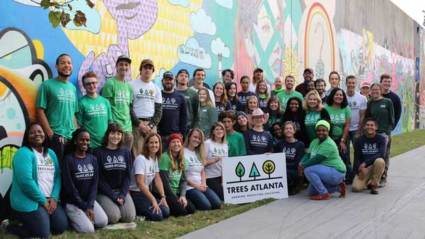 Trees Atlanta Project Staff