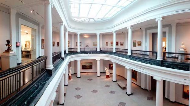 """""""University of Michigan Art Museum"""" by VasenkaPhotography licensed under CC BY 2.0"""