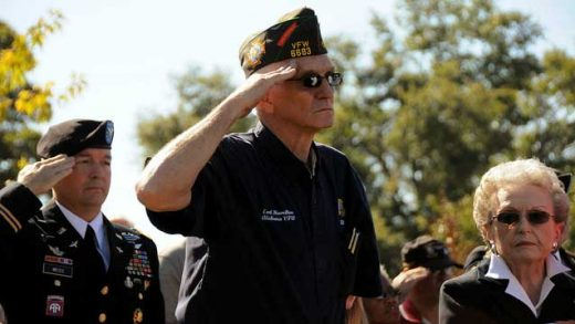 """""""Honoring Veterans"""" by Fort Rucker licensed under CC BY 2.0"""