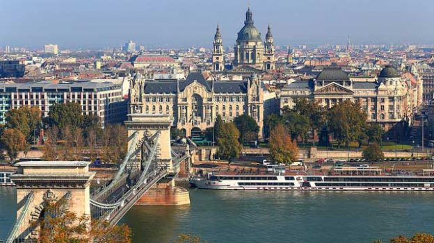 """""""Budapest, Hungary (explored)"""" by Thomas Depenbusch licensed under CC BY 2.0"""