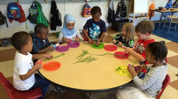 """Preschool Cooking Programs"" by Seattle Parks licensed under CC BY 2.0"