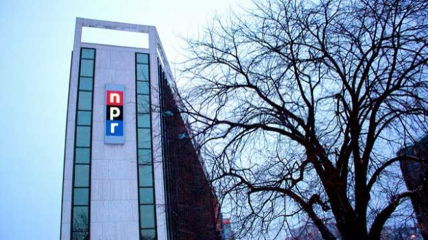 """NPR"" by Todd Huffman licensed under CC BY 2.0"