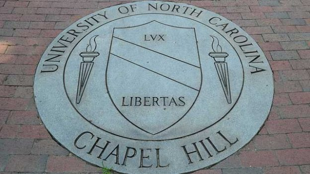 """University of North Carolina at Chapel Hill School Seal"" by William Yeung licensed under CC BY 2.0"
